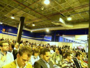 Más de 600 personas vinieron a aprender sobre seo. ¿Quien dice que el seo está muerto?